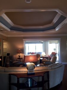 Crown Molding 7 inch 08