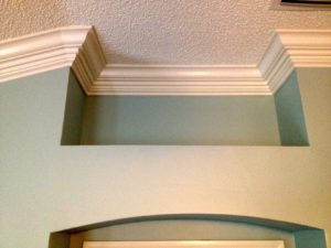 Crown Molding 7 inch 18