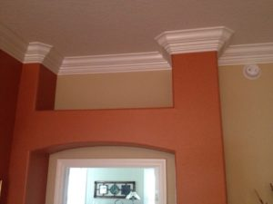 Crown Molding 7 inch 21