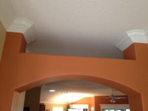 Crown Molding 7 inch 24