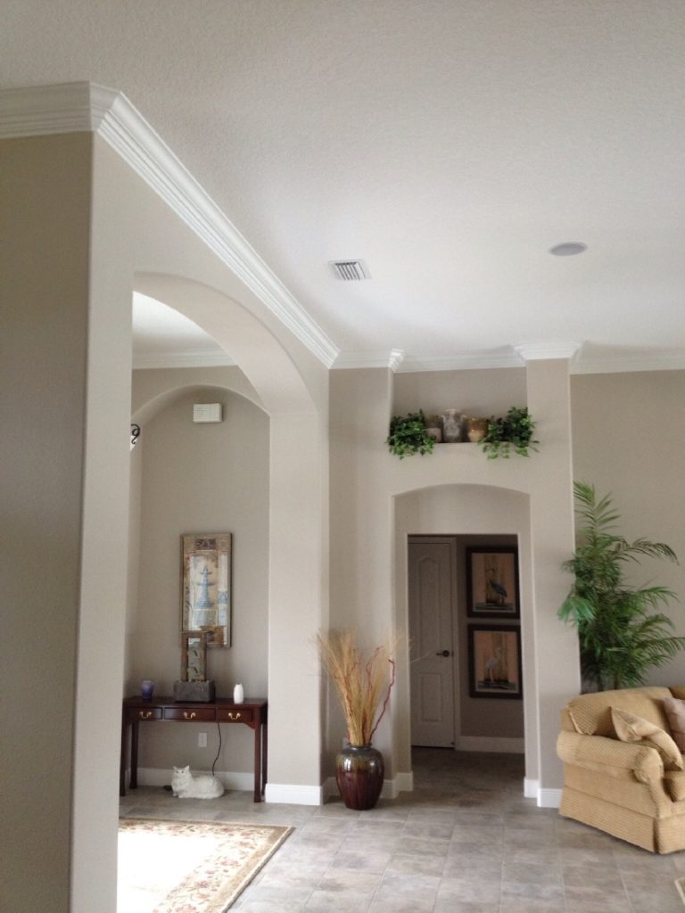Crown Molding 7 inch 26