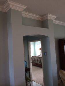 Crown Molding 7 inch 28