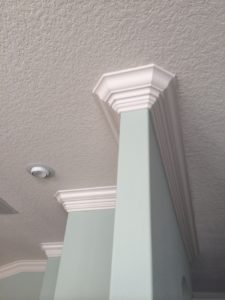Crown Molding 7 inch 33