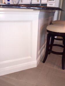 Chair rail - deco frames0043