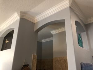 crown molding 20004